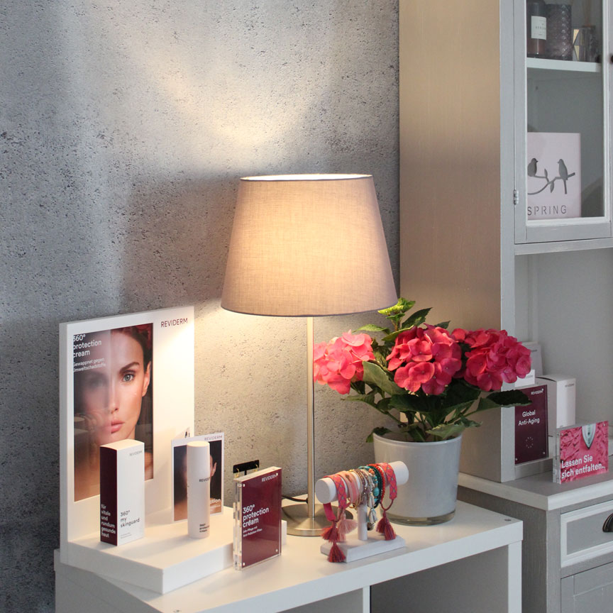 Ambiente im Pure & Natural Beauty Studio